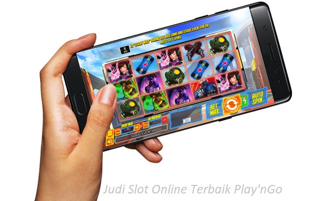 Judi Slot Online Terbaik Play'nGo
