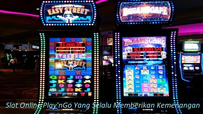 Slot Online Play'nGo Yang Selalu Memberikan Kemenangan
